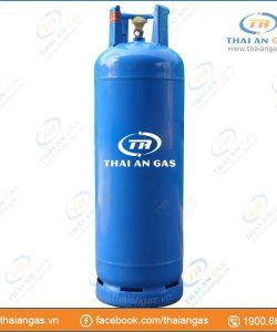 Bình gas công nghiệp 45kg (bình xanh)