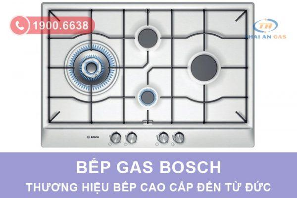 Các sản phẩm của Bosch hướng đến phân khúc khách hàng cao cấp.