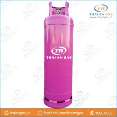 Bình gas công nghiệp 45kg (bình hồng)