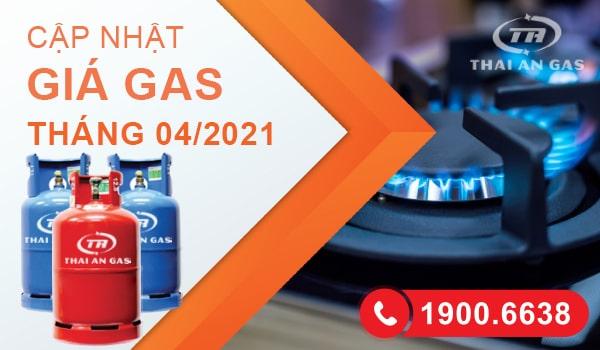 Giá gas tháng 4 năm 2021 tại Hà Nội mới nhất hôm nay