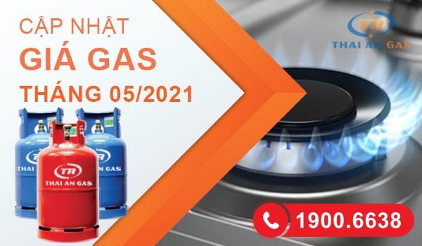 Giá gas tháng 5 năm 2021 tại Hà Nội mới nhất hôm nay