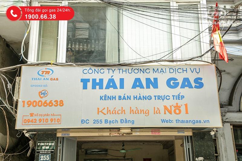 Trụ sở chính Công ty Thái An Gas